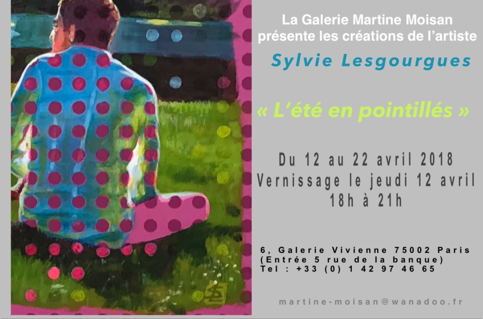 #exposition #peinture #événement #galerievivienne