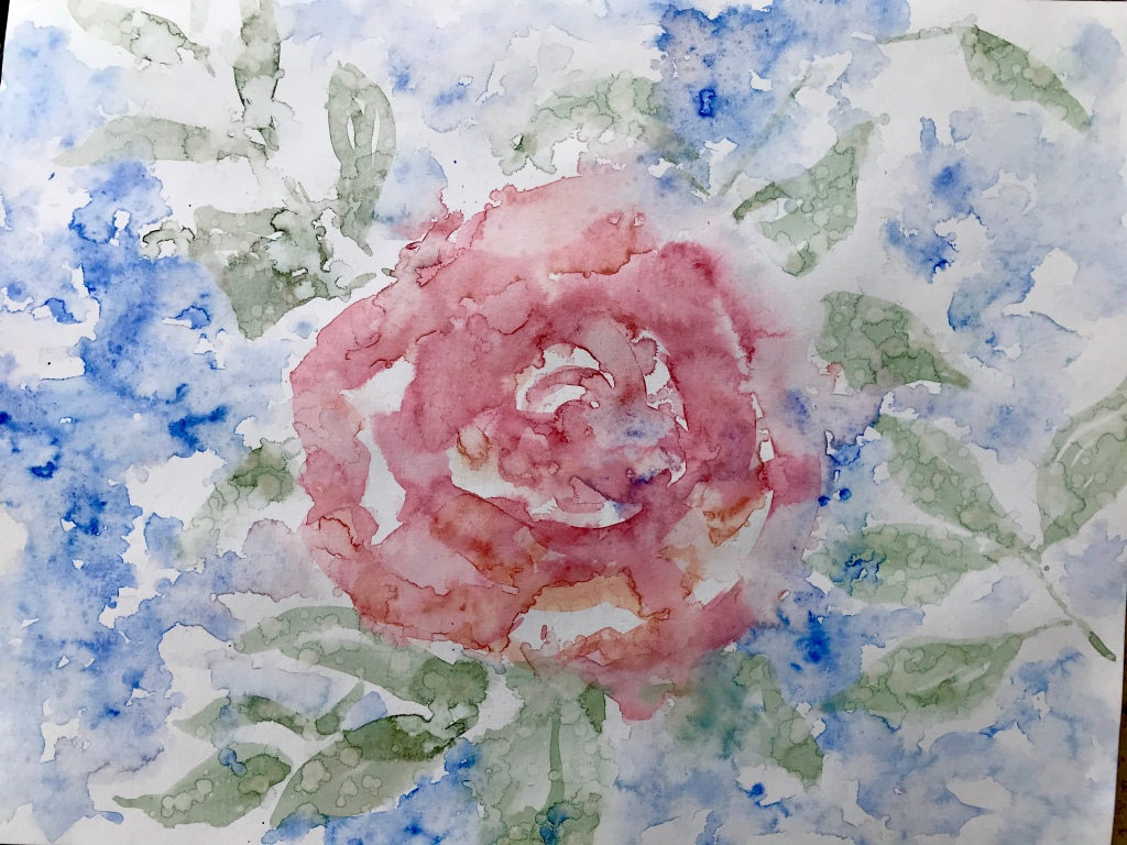 #aquarelle #pleinair #atelier #inspiration #artwork #sylvielesgourgues