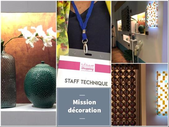 J'aime mon métier #décoration #accessoires #scénographie #style #TV #reinesdushopping #saydateshopping #maroc