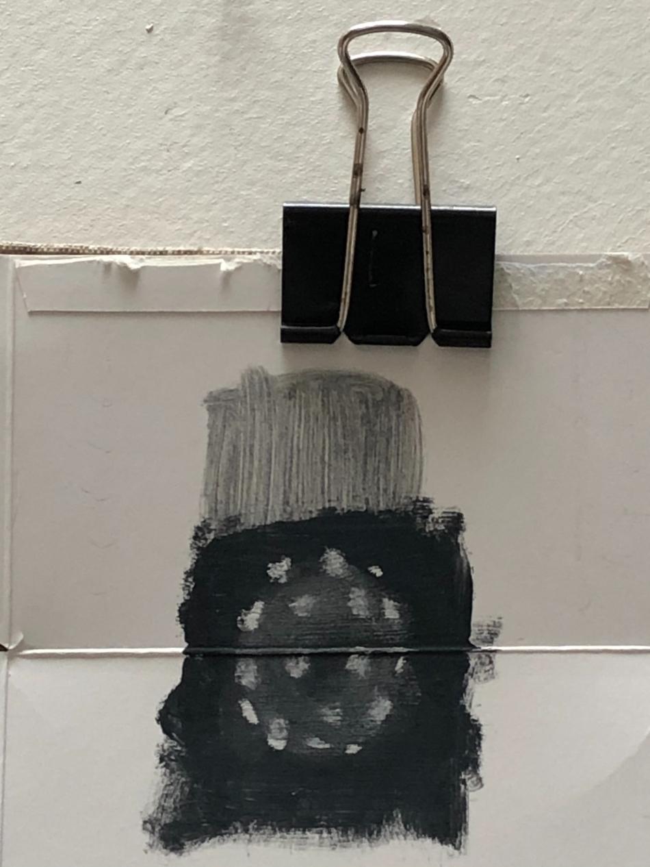 #dessin #matière #graphite #inspiration #corona #confinement #méditation