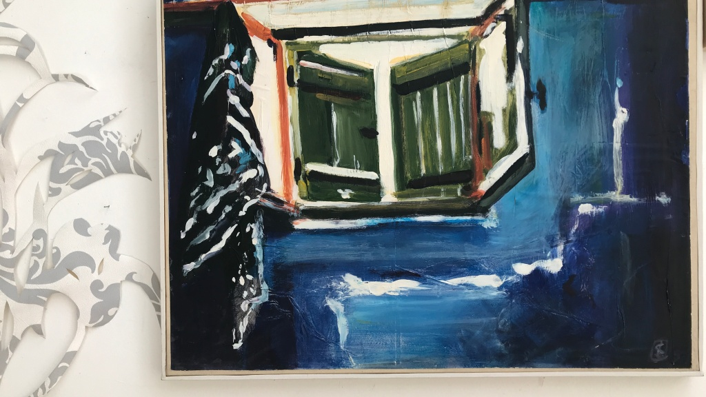 #peinture #intérieur #confinement